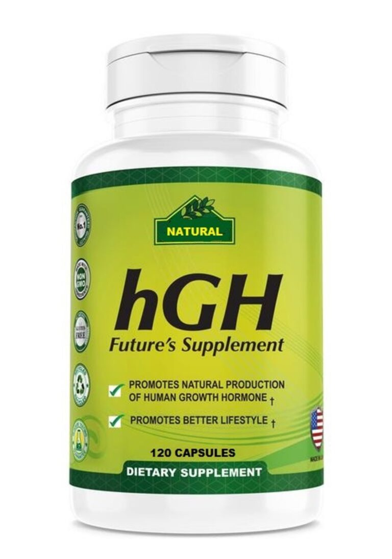 HGH SUPER BOOSTER - NATURAL HORMONE ENHANCER LEAN MUSCLE